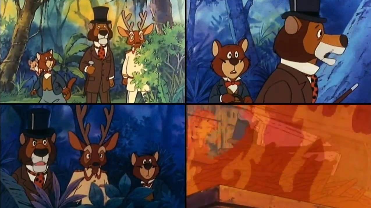cartone animato volpe sesso