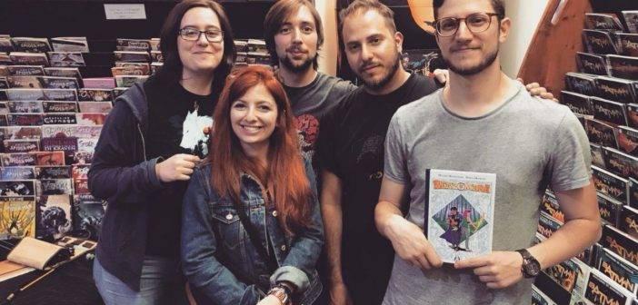 MMI & Cultura Nerd incontrano gli autori di Senzombra