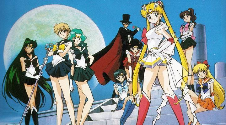 Sailor Moon Una Serie Di Romanzi In Nome Della Luna Metropolitan