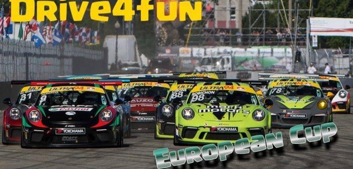 D4F Porsche European Cup: Pre-Season Test