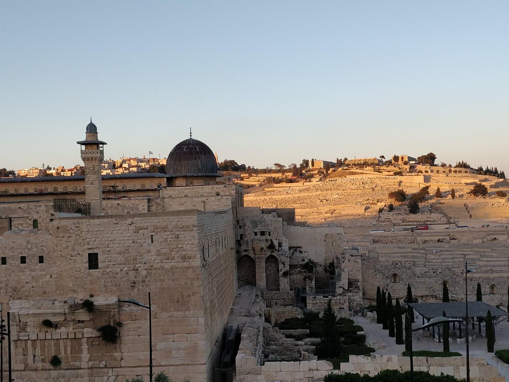 jerusalem altair