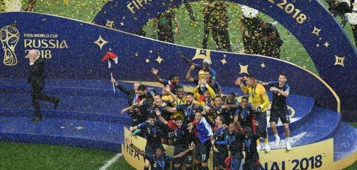 Francia Campione del Mondo: è l'alba di una nuova era?
