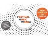 Il 20 e 21 Luglio  la VI Edizione del Festival Music Week con i live di Simone Spirito, Foja, Giovanni Amirante e Alessandra Nazzaro