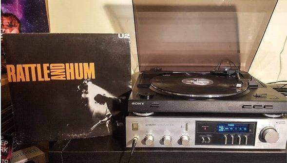 Rock Memories#9: U2 – Rattle & Hum