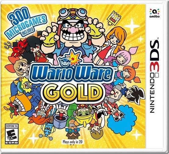 warioware gold toplist