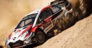 WRC Turchia Motorland Tanak Toyora