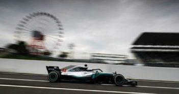 F1 GP del Giappone 2018 hamilton vince