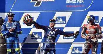 La Yamaha torna a vincere