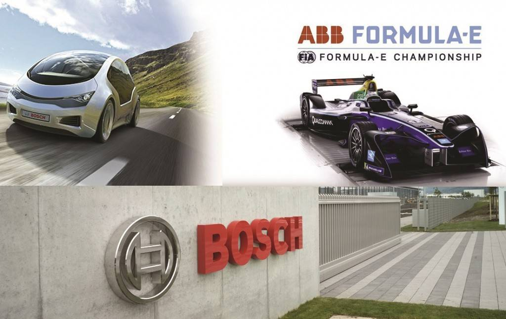 Formula E Bosch