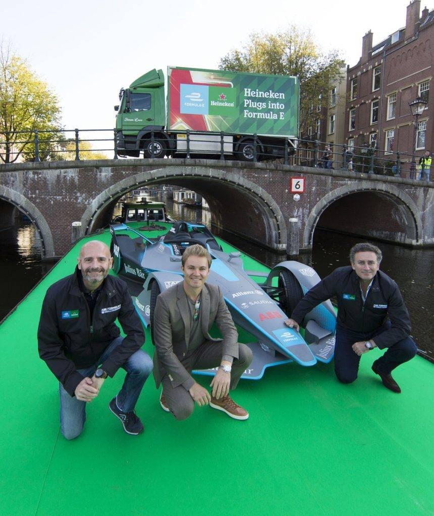 Formula E Partner Heineken