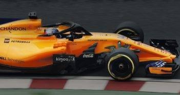 McLaren e Coca Cola
