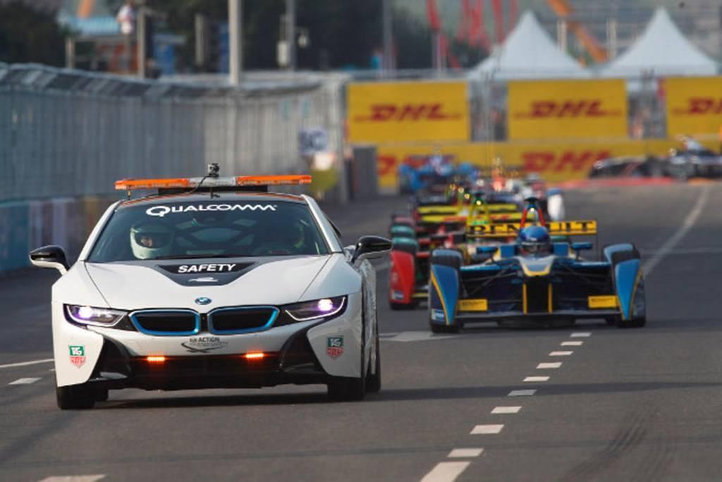 FCY Safety Car Formula E