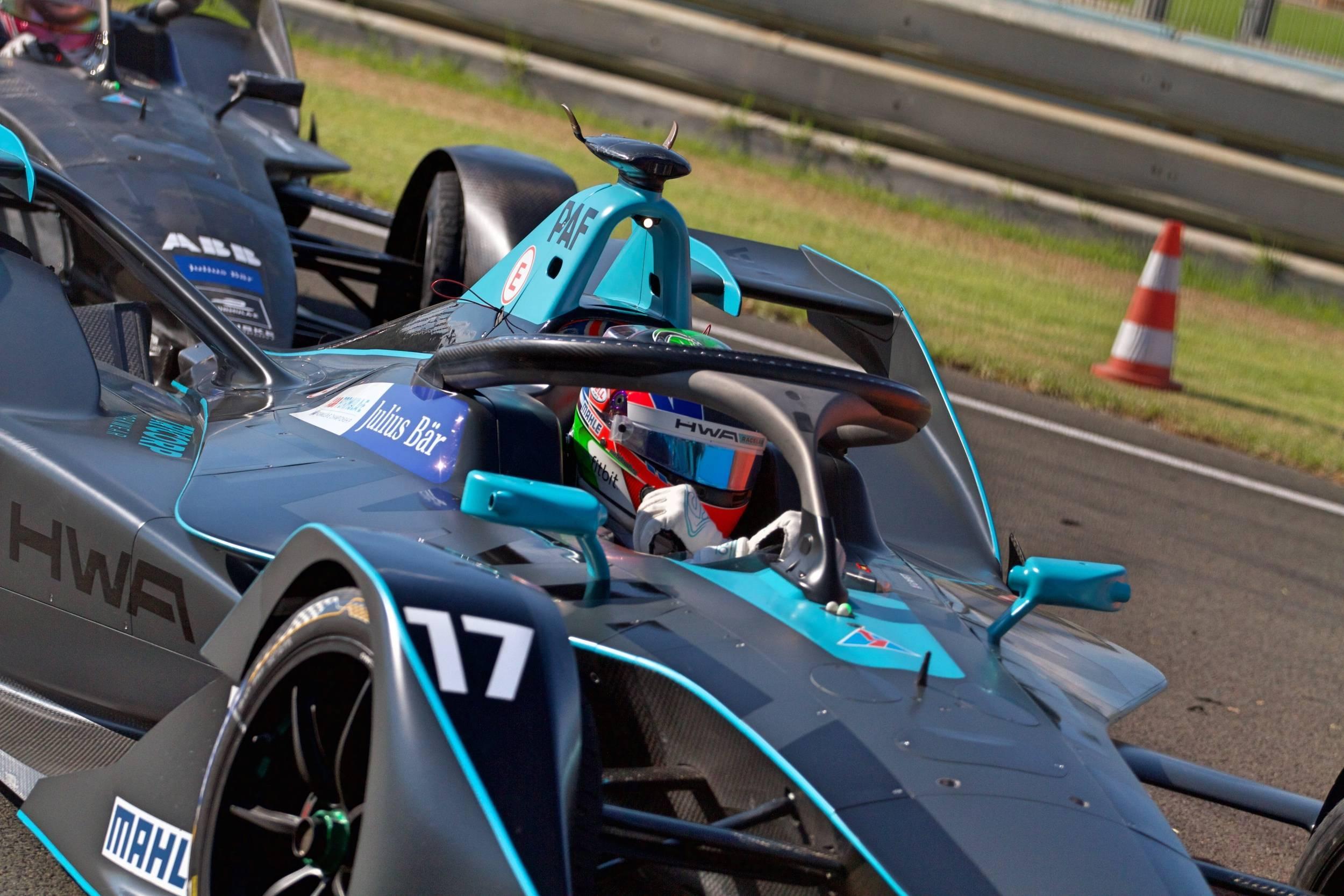 Gary Paffett Formula E