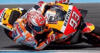 Marquez in Thailandia