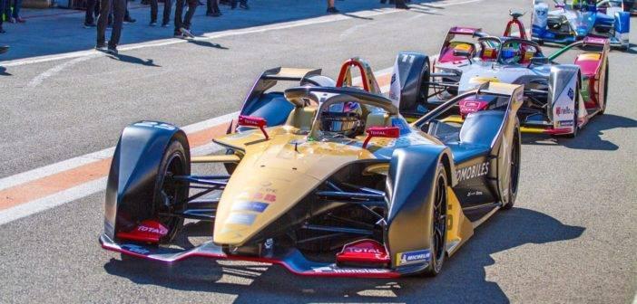 Formula E | La Season Five ai nastri di partenza