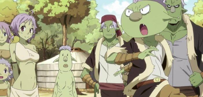 Vita da Slime Recensione 1X03: Il Combattimento nel Villaggio dei Goblin