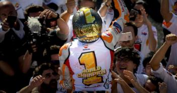 Pagelle MotoGP 2018: il trionfo di Marc Marquez