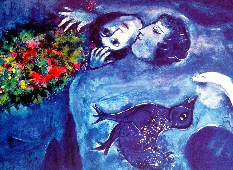 Un volo nel blu dipinto di blu, tra dipinti onirici e musica leggera