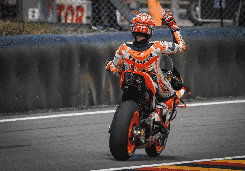 Pagelle MotoGP 2018: la vittoria di Marquez al Sachsenring