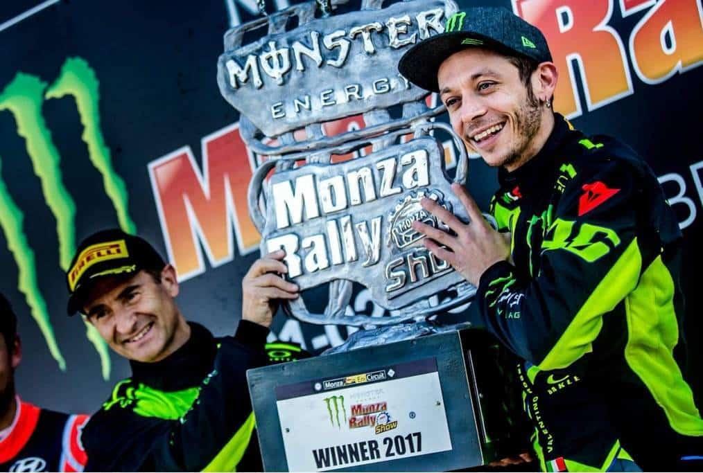 Ranch e Monza Rally Show Rossi e Cassina