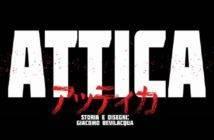 ATTICA 0: l'intervista di Cultura Nerd all'autore della saga, Giacomo Bevilacqua