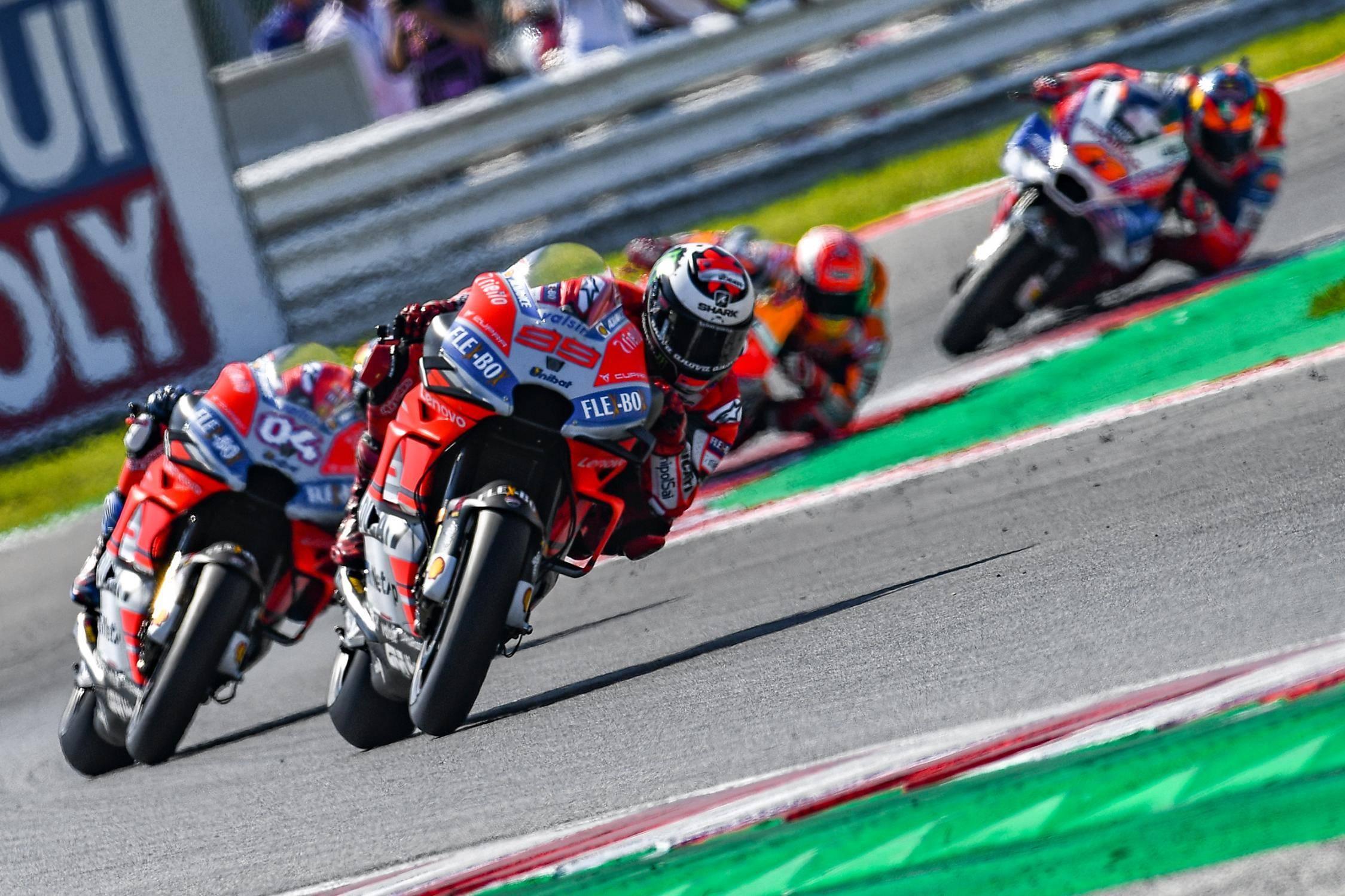 Pagelle MotoGP 2018: L'escalation di zero a partire da San Marino per Lorenzo