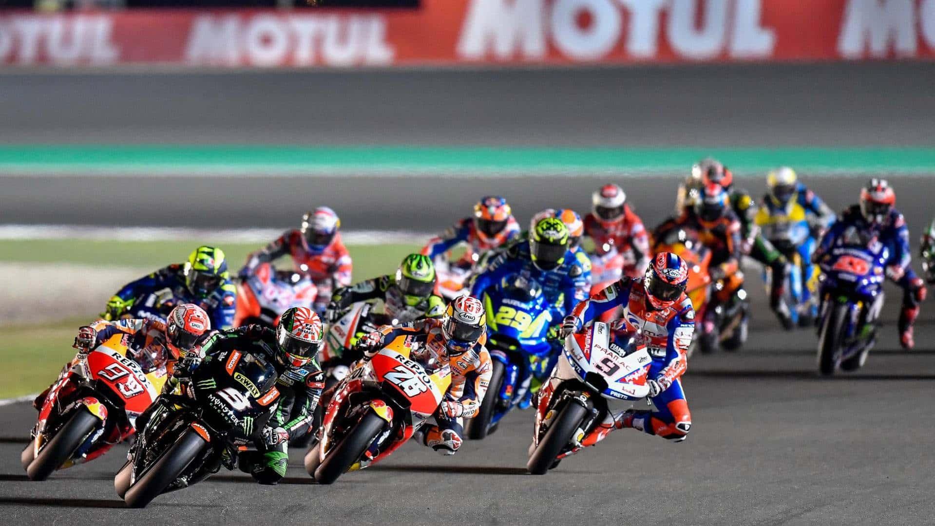 Motomondiale 2019