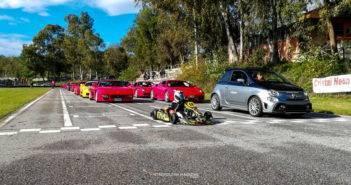 Scuderia Ferrari Club Catanzaro Pista Due Mari Amato Catanzaro