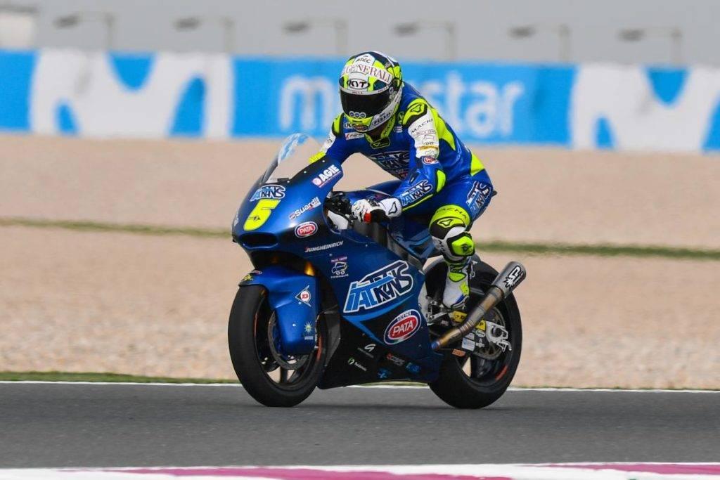 Moto2 Italtrans Racing