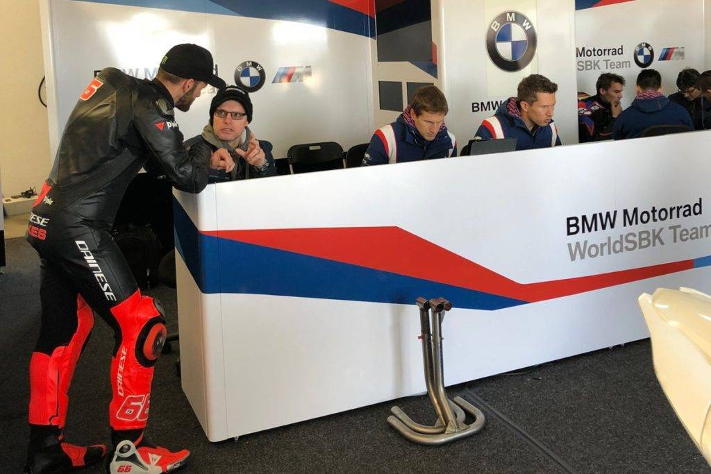 SBK Entry List 2019 BMW