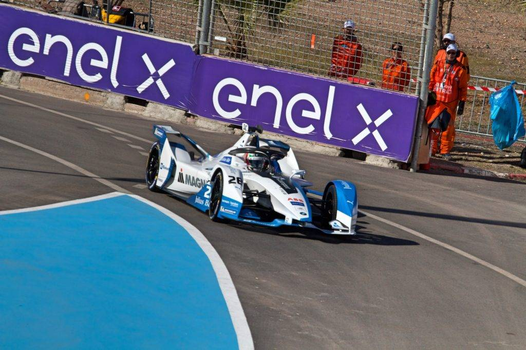 Gara ePrix Marrakesh 2019 Greengyne