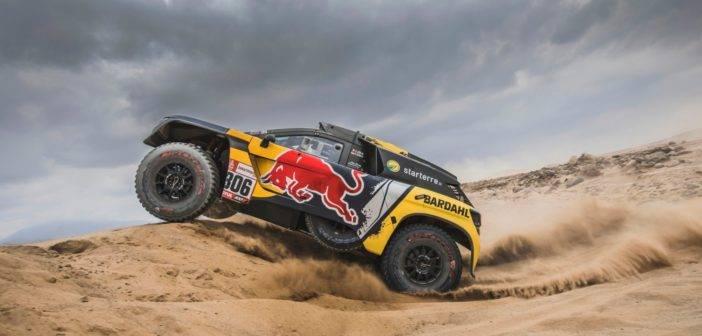 Dakar 2019 quinta tappa