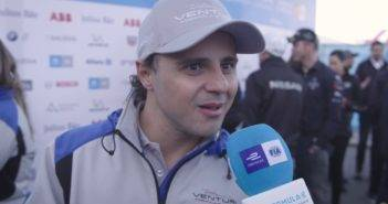 Formula E Felipe Massa
