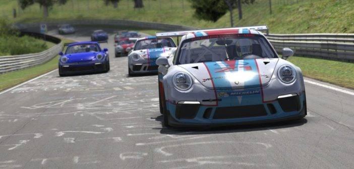 Sim Racing Porsche