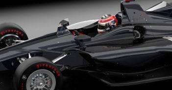 Indycar AFP Chris Beatty Design (Indycar series)