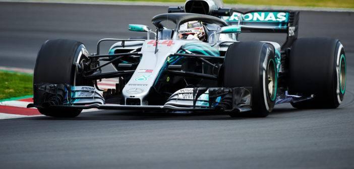 test prestagionali F1 diretta sky