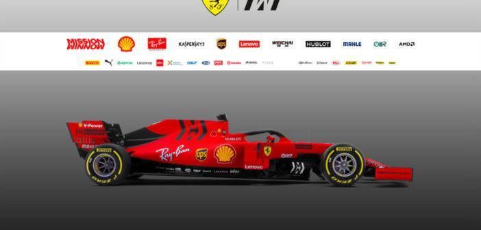 Presentazione Ferrari SF90