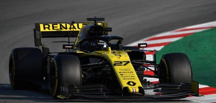 Formula 1 | Test Barcellona F1 Day – 4, Nico Hulkenberg il più veloce
