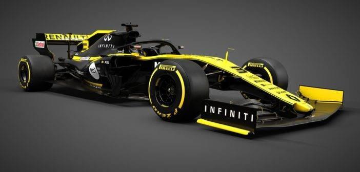 Presentazione Renault R.S. 19