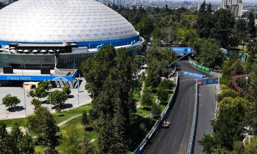Formula E Santiago Movistar Arena
