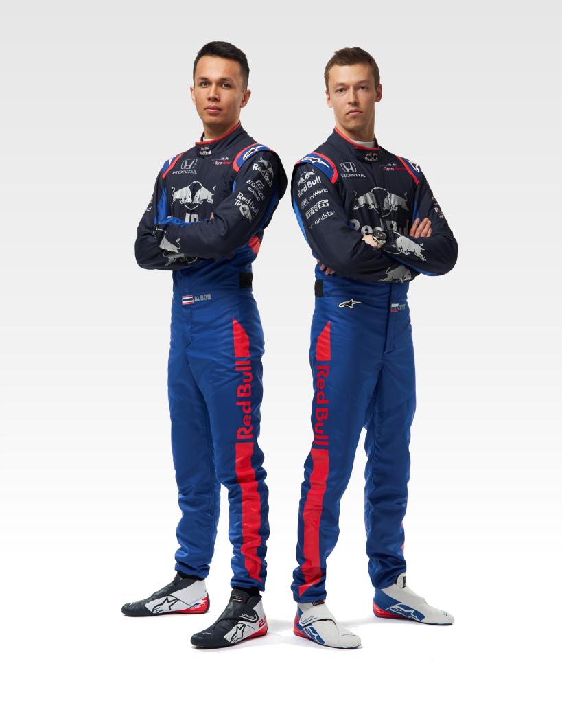 Presentazione Toro Rosso 2019