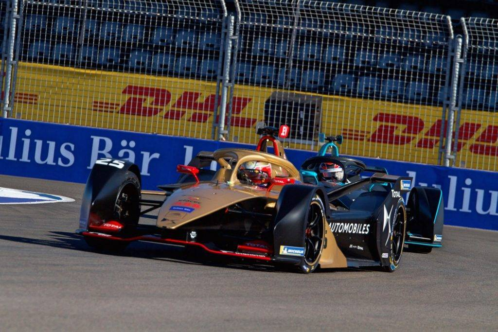 Jean-Eric Vergne format qualifiche Formula E Greengyne Marrakesh