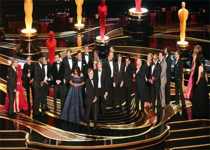 Oscar 2019, la vittoria di Green Book
