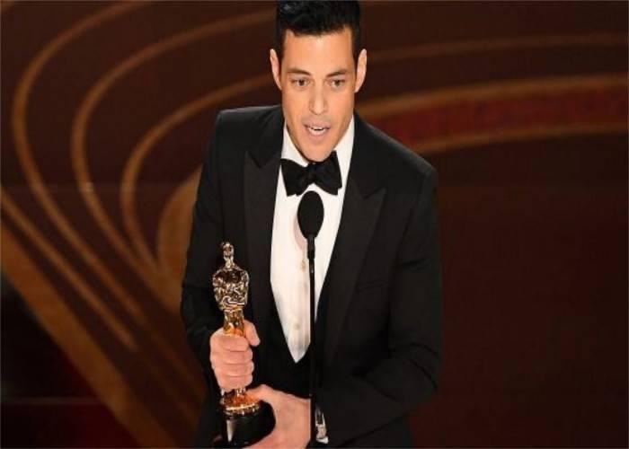 Oscar 2019, la vittoria di Rami Malek