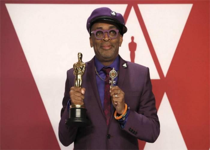 Oscar 2019, la vittoria di Spike Lee
