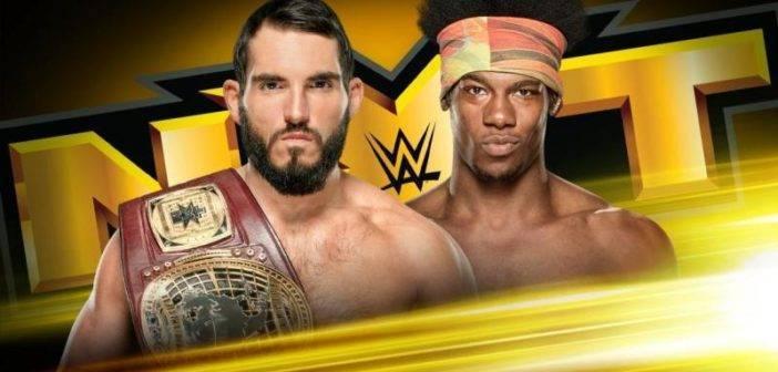 NXT & NXT UK Report: 20/02/2019