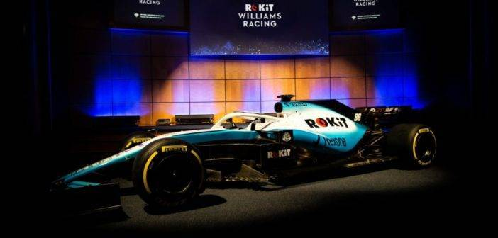 Presentazione Williams FW42