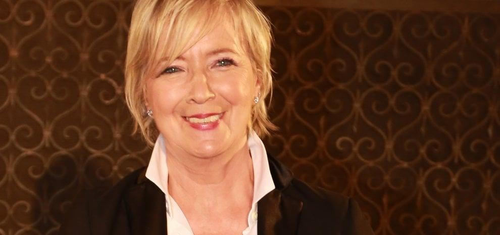 Piera Detassis, presidentessa dell'Accademia del cinema italiano. (foto dal web) David di Donatello