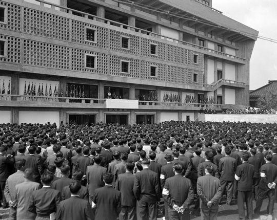 Il discordo di Josei Toda del 16 marzo del 1958 (foto dal web #MMIToday |Da Magellano a Kosen-rufu