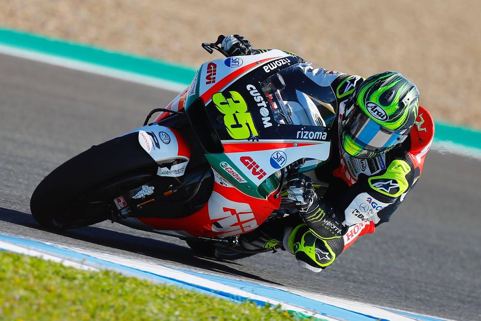 MotoGP qualifiche gp qatar 2019-crutchlow